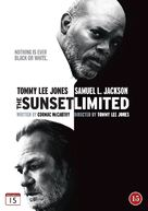 The Sunset Limited - Danish DVD movie cover (xs thumbnail)