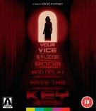 Il tuo vizio è una stanza chiusa e solo io ne ho la chiave - British Blu-Ray movie cover (xs thumbnail)