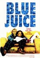 Blue Juice - German Movie Poster (xs thumbnail)