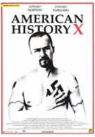 American History X - Italian Movie Poster (xs thumbnail)