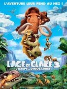 Ice Age: Dawn of the Dinosaurs - French Theatrical movie poster (xs thumbnail)