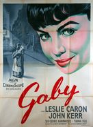 Gaby - French Movie Poster (xs thumbnail)