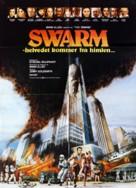 The Swarm - Danish Movie Poster (xs thumbnail)
