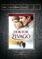 Doctor Zhivago - Czech DVD movie cover (xs thumbnail)