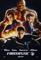 Fantastic Four - Advance movie poster (xs thumbnail)