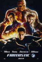 Fantastic Four - Advance poster (xs thumbnail)