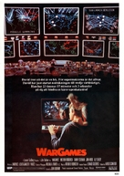 WarGames - Swedish Movie Poster (xs thumbnail)