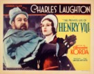 The Private Life of Henry VIII. - Movie Poster (xs thumbnail)