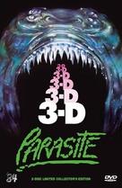 Parasite - German DVD movie cover (xs thumbnail)