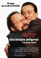 Analyze That - Spanish Movie Poster (xs thumbnail)