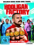 The Hooligan Factory - German Blu-Ray movie cover (xs thumbnail)
