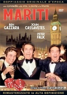 Husbands - Italian DVD movie cover (xs thumbnail)