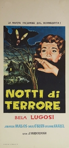 The Devil Bat - Italian Movie Poster (xs thumbnail)