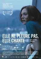 Elle ne pleure pas, elle chante - Belgian Movie Poster (xs thumbnail)
