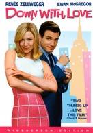 Down with Love - DVD cover (xs thumbnail)
