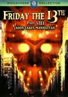 Friday the 13th Part VIII: Jason Takes Manhattan - Movie Cover (xs thumbnail)