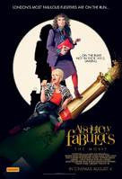 Absolutely Fabulous: The Movie - Australian Movie Poster (xs thumbnail)