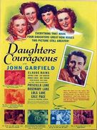 Daughters Courageous - poster (xs thumbnail)