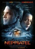 Duverný neprítel - Slovak Movie Poster (xs thumbnail)