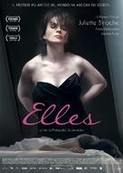 Elles - Italian Movie Poster (xs thumbnail)