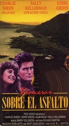 Three for the Road - Argentinian Movie Cover (xs thumbnail)