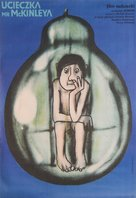 Begstvo mistera Mak-Kinli - Polish Movie Poster (xs thumbnail)