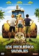 Hoot - Argentinian DVD cover (xs thumbnail)