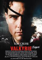 Valkyrie - Dutch Movie Poster (xs thumbnail)