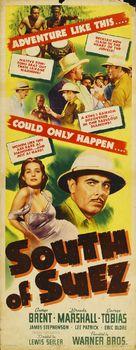 South of Suez - Movie Poster (xs thumbnail)