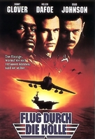 Flight Of The Intruder - German Movie Poster (xs thumbnail)