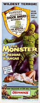 The Monster of Piedras Blancas - Movie Poster (xs thumbnail)