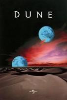 Dune - VHS movie cover (xs thumbnail)