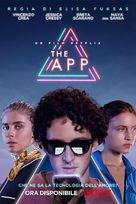 The App - Italian Movie Poster (xs thumbnail)