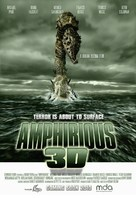 Amphibious 3D - Dutch Movie Poster (xs thumbnail)