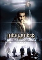 Highlander: The Source - Japanese Movie Cover (xs thumbnail)