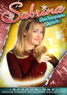 """""""Sabrina, the Teenage Witch"""" - DVD movie cover (xs thumbnail)"""