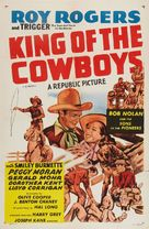 King of the Cowboys - Re-release poster (xs thumbnail)