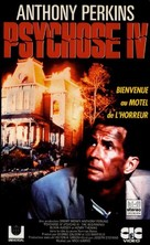 Psycho IV: The Beginning - French VHS cover (xs thumbnail)