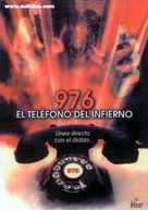 976-EVIL - Chilean DVD movie cover (xs thumbnail)