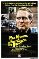 Fort Apache the Bronx - Movie Poster (xs thumbnail)