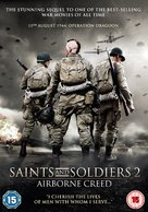 Saints and Soldiers: Airborne Creed - British DVD cover (xs thumbnail)