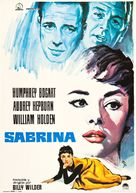 Sabrina - Spanish Movie Poster (xs thumbnail)