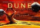 Dune - German Blu-Ray cover (xs thumbnail)