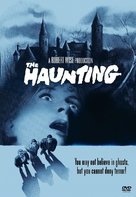 The Haunting - DVD movie cover (xs thumbnail)