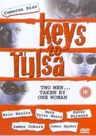 Keys To Tulsa - British DVD cover (xs thumbnail)