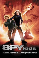 Spy Kids - DVD movie cover (xs thumbnail)