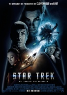 Star Trek - German Advance movie poster (xs thumbnail)