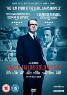 Tinker Tailor Soldier Spy - British DVD movie cover (xs thumbnail)