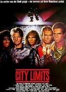 City Limits - German Movie Poster (xs thumbnail)