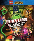 Lego DC Comics Superheroes: Justice League - Gotham City Breakout - Movie Cover (xs thumbnail)